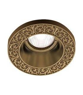 Круглый точечный светильник из латуни FEDE EMPORIO ROUND