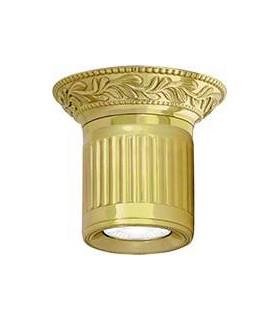 Накладной светильник направленного света из латуни FEDE VIENNA UP OR DOWN