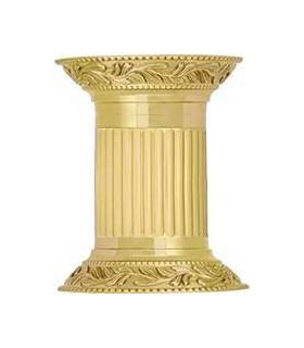Настенный светильник направленного света из латуни (2 лампы) FEDE VIENNA UP & DOWN