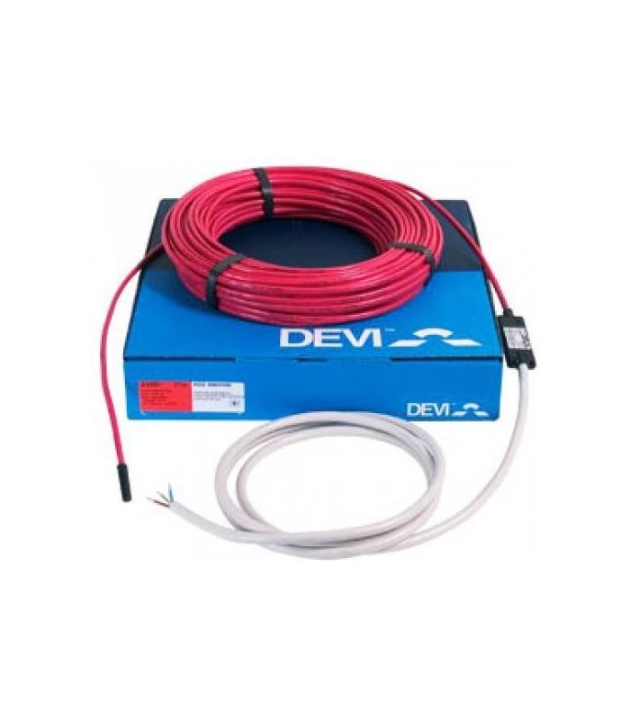 Нагревательный кабель для теплого пола Deviflex DTIP-18 2535/2755Вт 155м