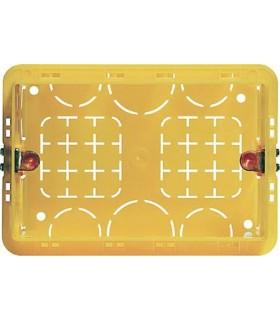 BTicino Коробка установочная (подрозетник) для бетонных стен. 3 модуля. Итал. дизайн.