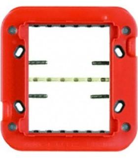 BTicino Суппорт для установки выключателей и розеток итальянского стандарта, 3+3 модуля