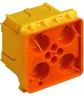 Коробка установочная BTicino Axolute Eteris (2 модуля) для гипсокартонных стен