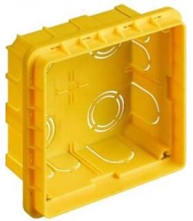 BTicino Eteris, коробка установочная для кирпичных стен, 8 модулей