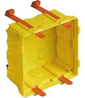 BTicino Eteris, коробка установочная для гипсокартонных стен, на 8 модулей