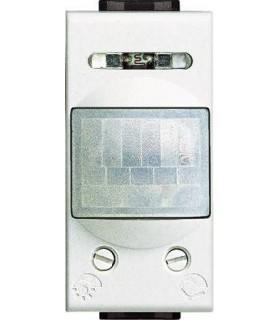 Приёмник с пассивным ИК датчиком движения - для нагрузок до 200 Вт - 230В (1 модуль), Bticino LivingLight, белый