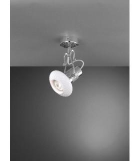 Cпот (точечный светильник) La Lampada PL 462/1.02 Ceramic White