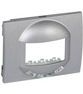 Legrand Galea Life Aluminium Накладка датчика движения