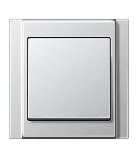 Выключатель Jung A500 алюминий