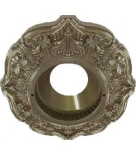 Круглый точечный светильник Brusi Barcelona коллекция Palais - Royal, bright patina