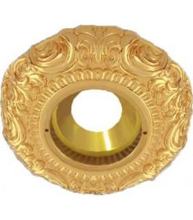 Круглый точечный светильник Brusi Barcelona коллекция Palais Garnier, 24K gold