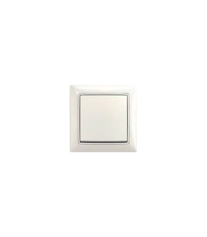 Выключатель серии basic 55 Chalet-белый