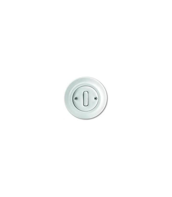 ABB Decento Выключатель 1-клавишный кнопочный 1НО-контакт,10А