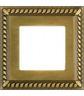 Рамка на 1 пост FEDE SEVILLA, bright patina