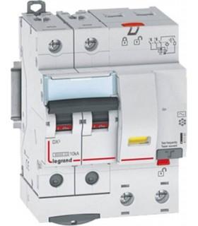 Дифференциальный автоматический выключатель Legrand DX3 2П 20A Тип AC 300mA 4м