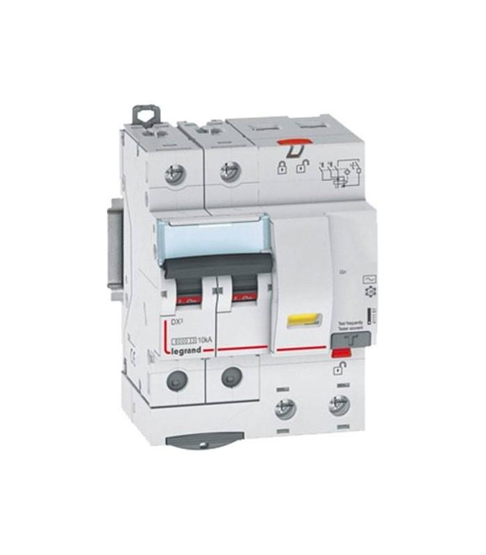 Дифференциальный автоматический выключатель Legrand DX3 20A Тип AC 300mA