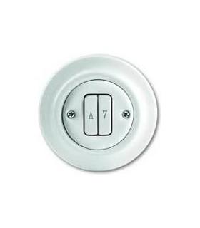 ABB Decento Выключатель жалюзийный кнопочный 10А