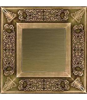 Выключатель FEDE серии Granada цвет Bright Patina