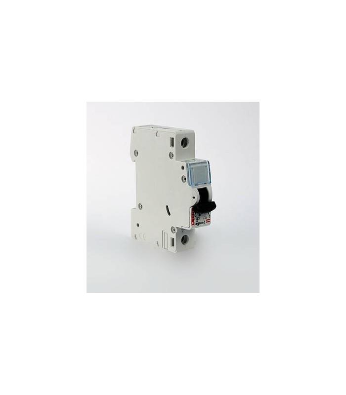 Автоматический выключатель Legrand DX3 1 фаза 10A 1М (Тип C) 6 kA