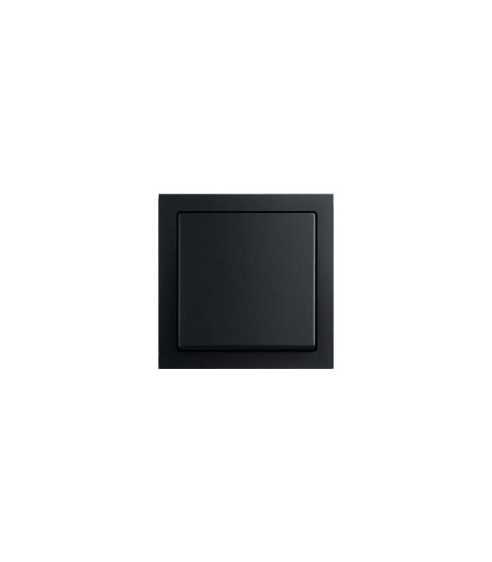Выключатель ABB серии Future linear черный бархат