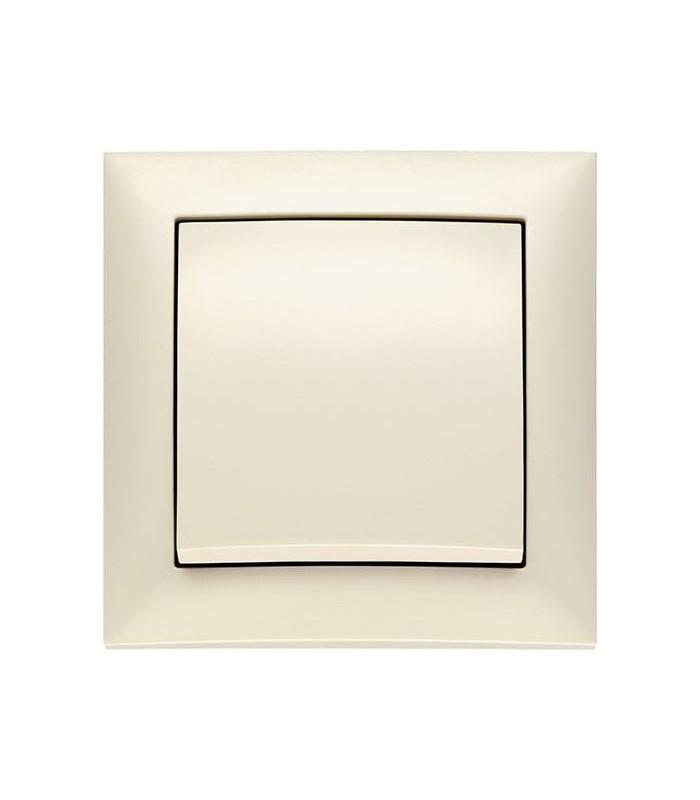 Выключатель Berker серии S.1 белый с блеском