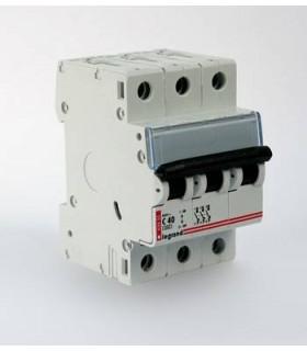 Автоматический выключатель Legrand DX3 3 фазы 6A 3М (Тип C) 6 kA