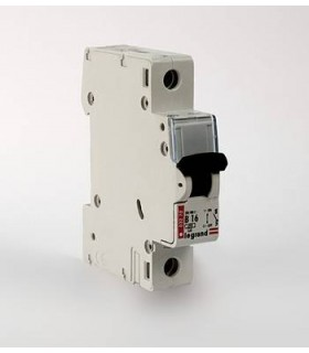 Автоматический выключатель Legrand DX3 1 фаза 63A 1М (Тип C) 6 kA
