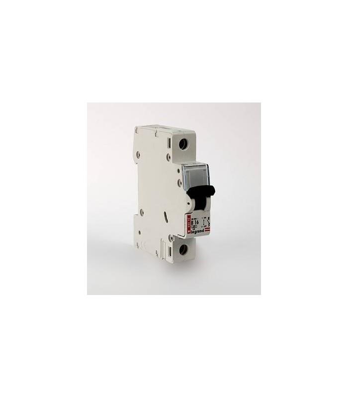 Автоматический выключатель Legrand DX3 1 фаза 13A 1М (Тип C) 6 kA