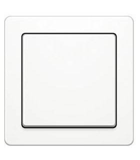 Выключатель Berker серии Q.1 белый бархат