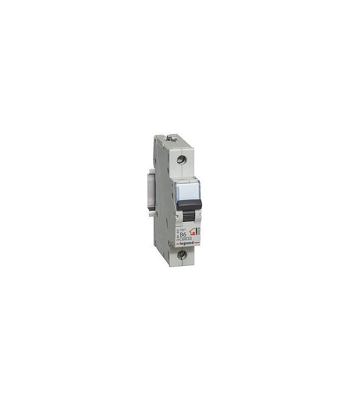 Автоматический выключатель Legrand TX3 1 фаза 10A 1М (Тип C) 6 kA