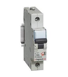 Автоматический выключатель Legrand TX3 1 фаза 20A 1М (Тип C) 6 kA
