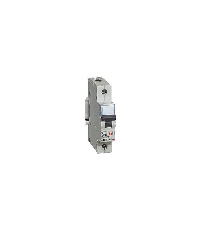 Автоматический выключатель Legrand TX3 1 фаза 50A 1М (Тип C) 6 kA