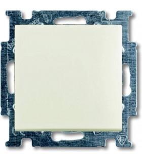 Выключатель одноклавишный перекрестный с 2-х мест ABB Basic 55, слоновая кость