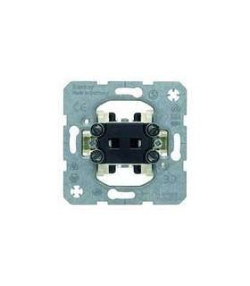 Механизм одноклавишного перекрестного выключателя 10А, 250В, Berker