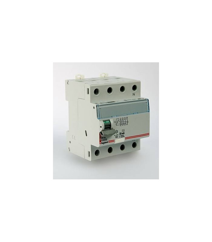 Устройство защитного отключения (УЗО) Legrand DX3 селективный 4 полюса 300mA 40А 4М (AC)