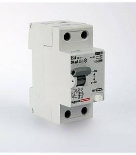 Устройство защитного отключения (УЗО) Legrand TX3 2 полюса 30mA 25А (AC)