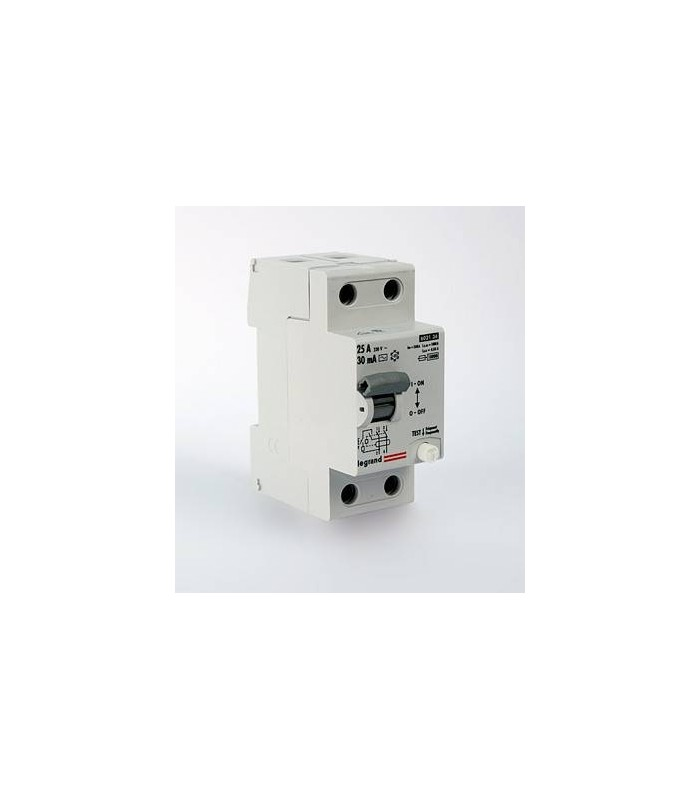 Устройство защитного отключения (УЗО) Legrand TX3 2 полюса 300mA 40А (AC)