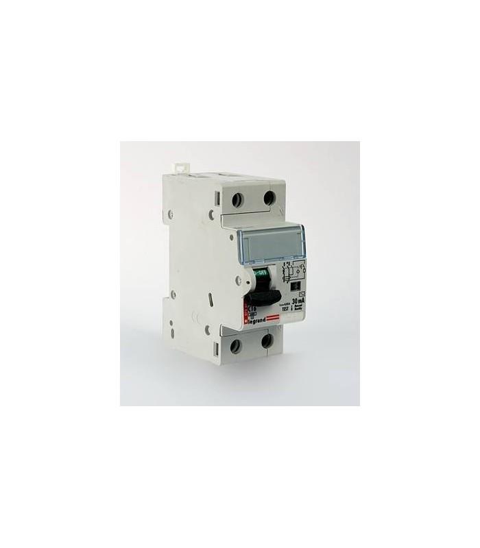Дифференциальный автоматический выключатель Legrand DX3 6A Тип A 30mA