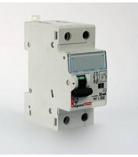 Дифференциальный автоматический выключатель Legrand DX3 25A Тип A 30mA