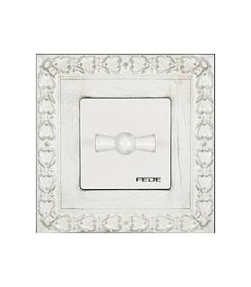 Поворотный выключатель FEDE серии Provence San Sebastian
