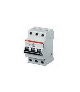 Автоматический выключатель ABB 3-полюсный S203 C10