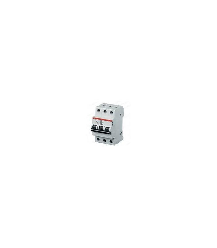 Автоматический выключатель ABB 3-полюсный S203 C20