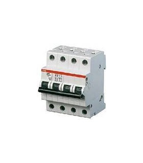 Автоматический выключатель ABB 4-полюсный S204 C10