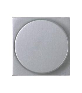 ABB Niessen Zenit Серебро Светорегулятор поворотно-нажимной 60-500Вт
