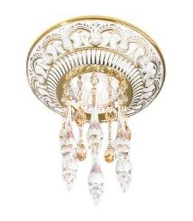 Точечный светильникFEDE CORDOBA CRYSTAL DE LUXE FD1020ROPLE2