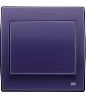 Выключатель BJC Iris Синий