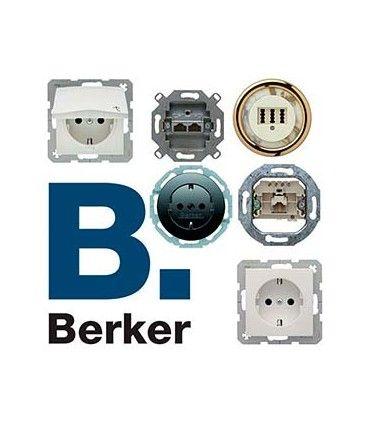 Механизмы розеток и накладки Berker