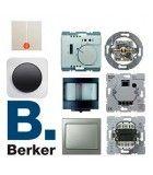 Выключатели регуляторы датчики Berker